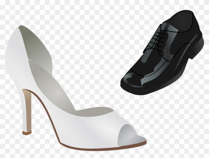Clipart Library Download Women Shoes Png Shop Of Library - Men Shoe Clip Art Transparent Png #1455502