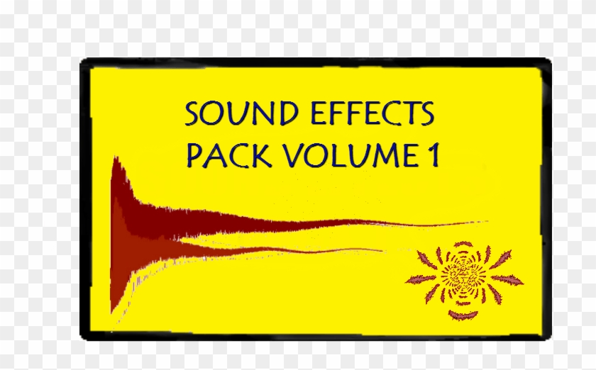 Sound Effects Pack Volume - Sign Clipart #1456936