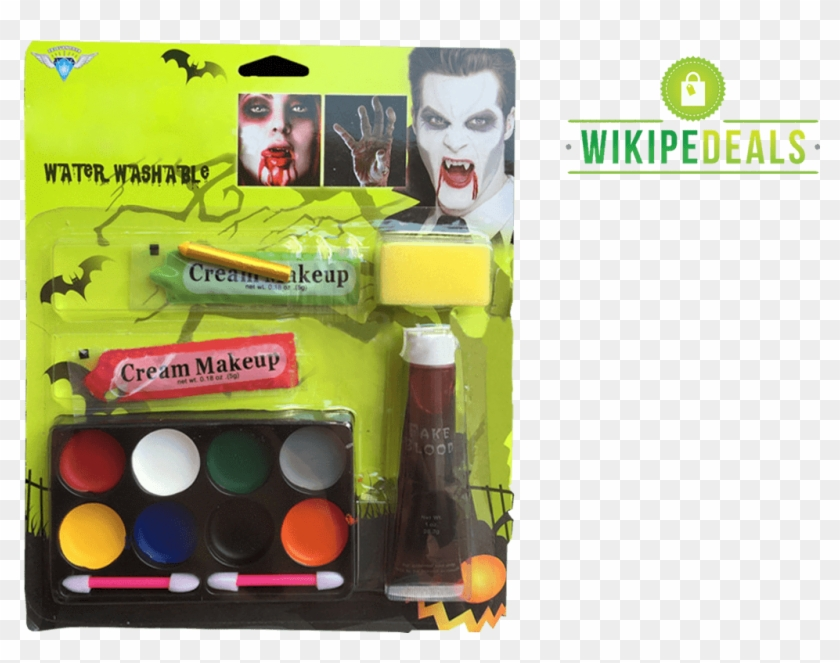 Bloody Halloween Makeup Kit - Fictional Character Clipart #1458699