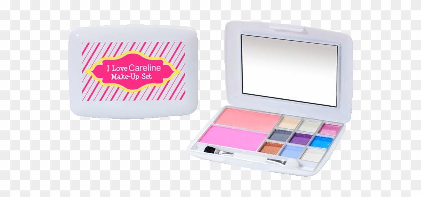 I Love Careline Makeup Set P125 - Careline Make Up Set Clipart #1459198