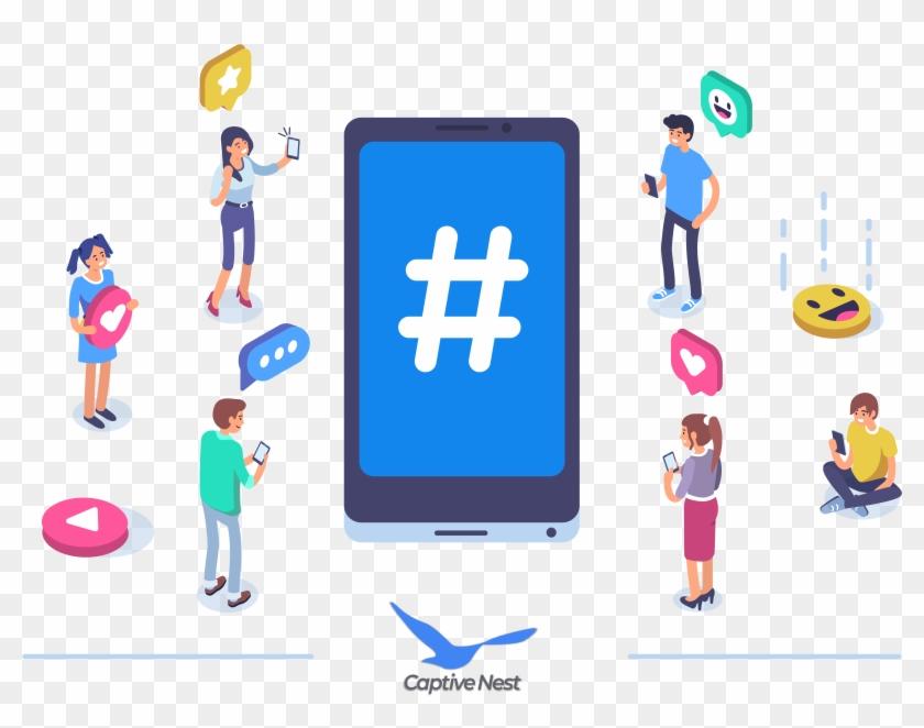 Social Media Marketing Clipart #1459434