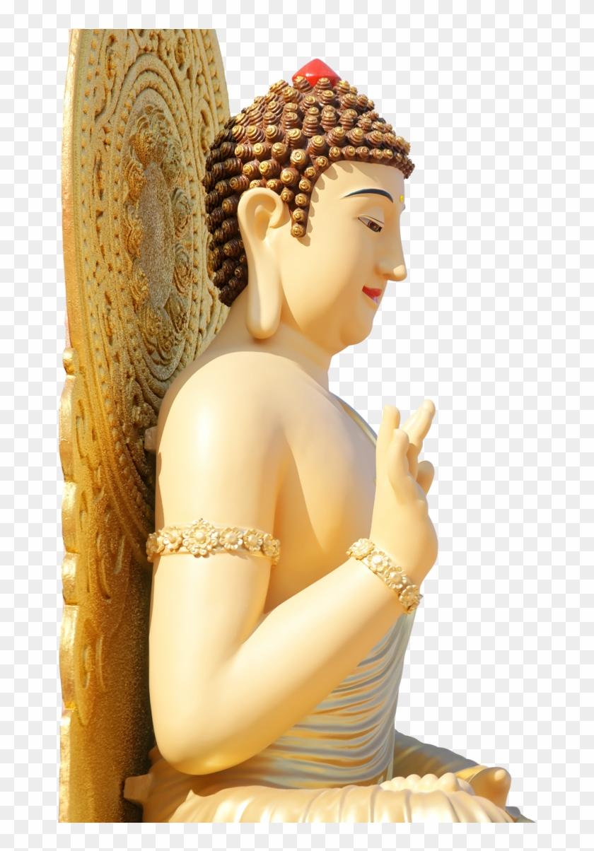 Gautama Buddha Png Full Hd Gautam Buddha Clipart 1466889 Pikpng