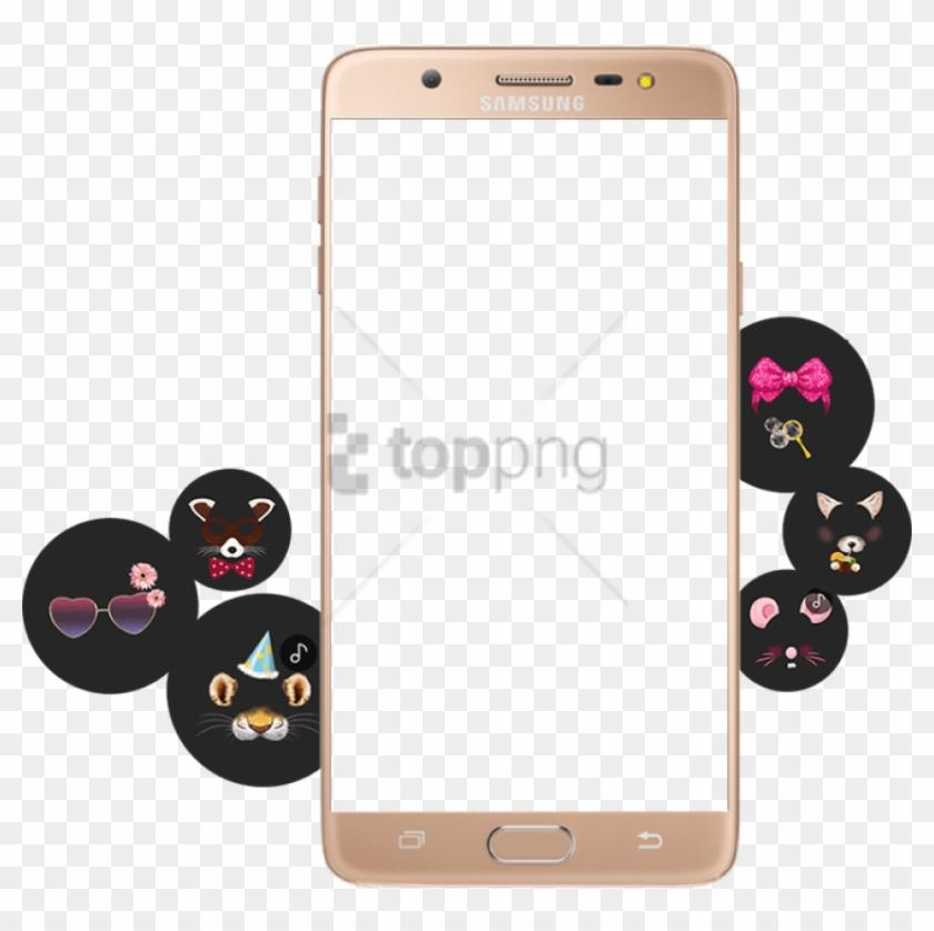 Free Png Samsung J7 Pro Mobile Frame Png Image With - J7 Pro Frame Png Clipart #1467284