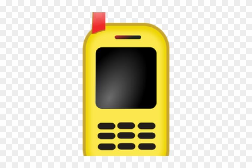 Mobile Phone Clip Art - Png Download #1467392