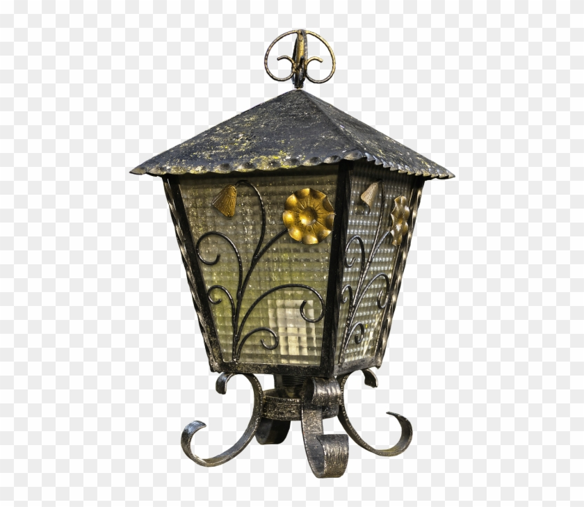 Lantern, - Antique Clipart #1470493