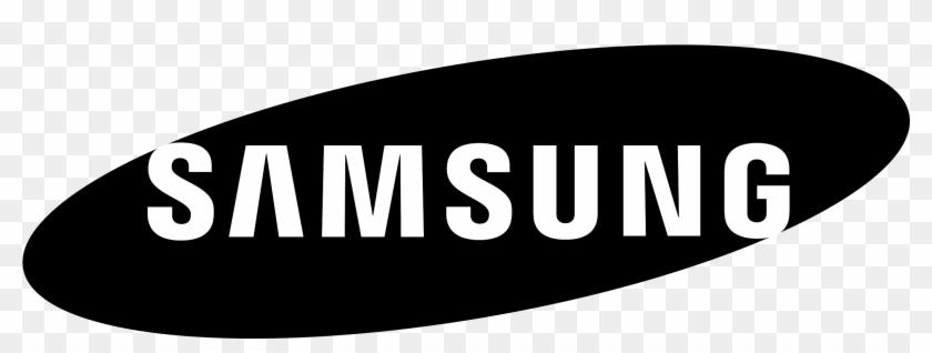Samsung Logo Png Transparent Svg Vector Freebie Supply Logo Samsung Blanco Png Clipart 1471003 Pikpng