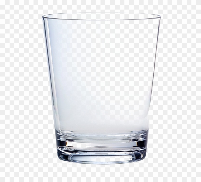 Empty Glass Png Image With Transparent Background - Old Fashioned Glass Clipart #1471409