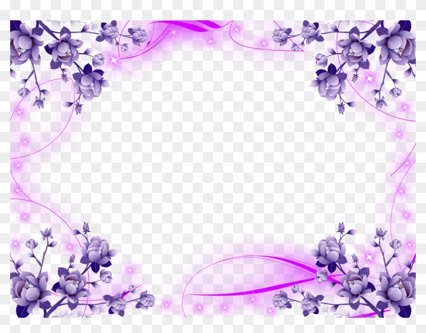beautiful frame png format pink floral border transparent background clipart 1471933 pikpng beautiful frame png format pink