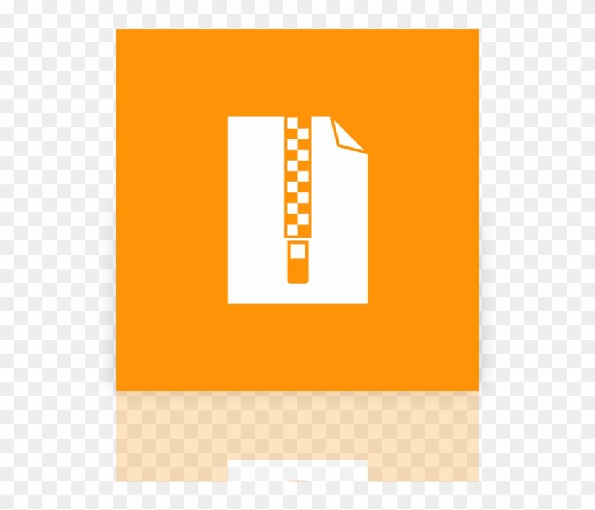 Zip, Mirror, Archive Icon - Graphic Design Clipart #1472168