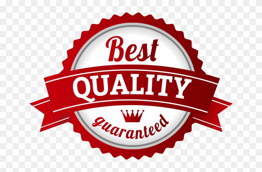 Best Quality Png Best Quality Guaranteed Logo Clipart 1481782 Pikpng