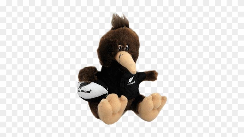 All Blacks Small Haka Kiwi - New Zealand National Rugby Union Team Clipart #1482602