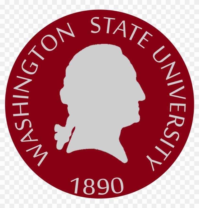 Washington State Png - Washington State University Seal Clipart #1487023