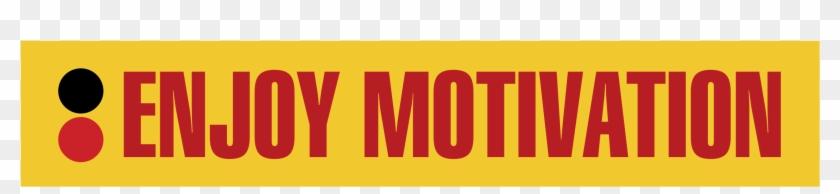 Enjoy Motivation Logo Png Transparent - Motivation Clipart@pikpng.com