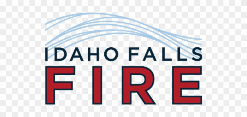 [archived] Structure Fire On Summit Run Trail - Idaho Falls Fire Department Logo Clipart #1492249
