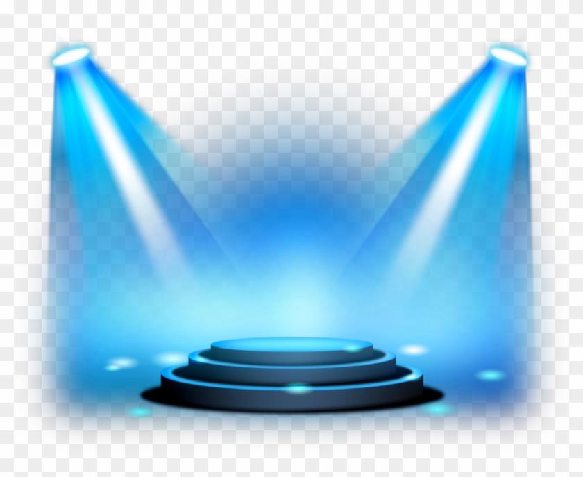 #stage #light #freetoedit - Stage Lights Transparent Background Clipart #1498085