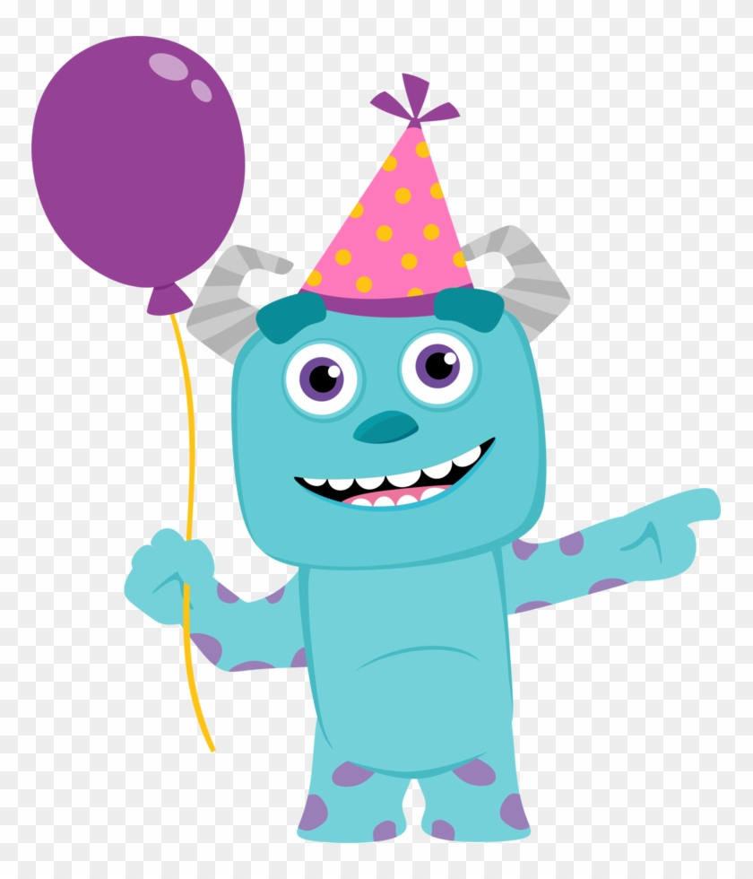 Monsters Inc Logo Png - Monsters Inc Birthday Clipart Transparent Png@pikpng.com