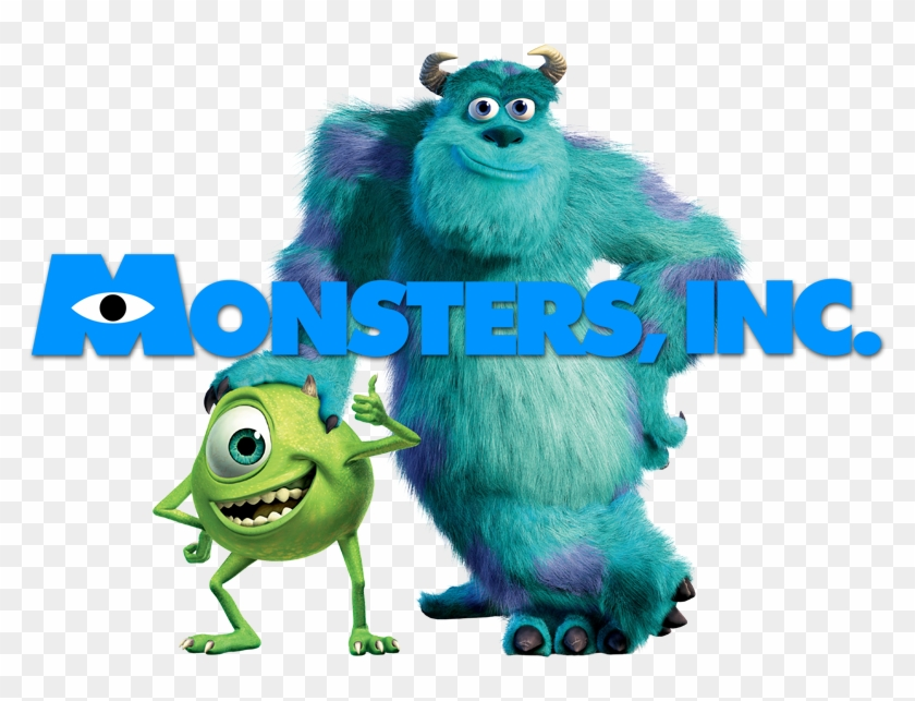 Sully Monsters Inc Logo Clipart #1498324