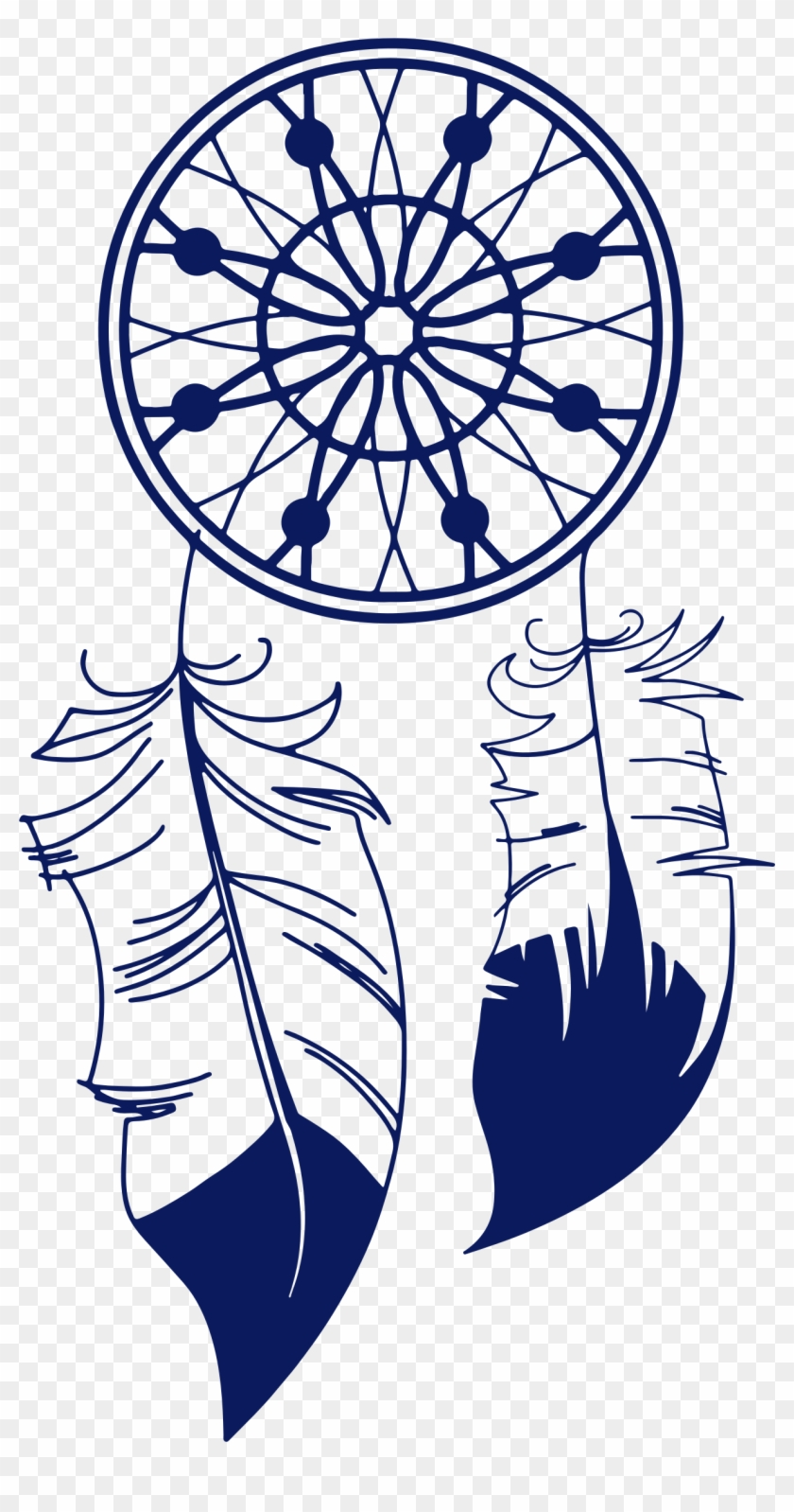 Dream Catcher Png - Dream Catcher Vector Png Clipart #151245