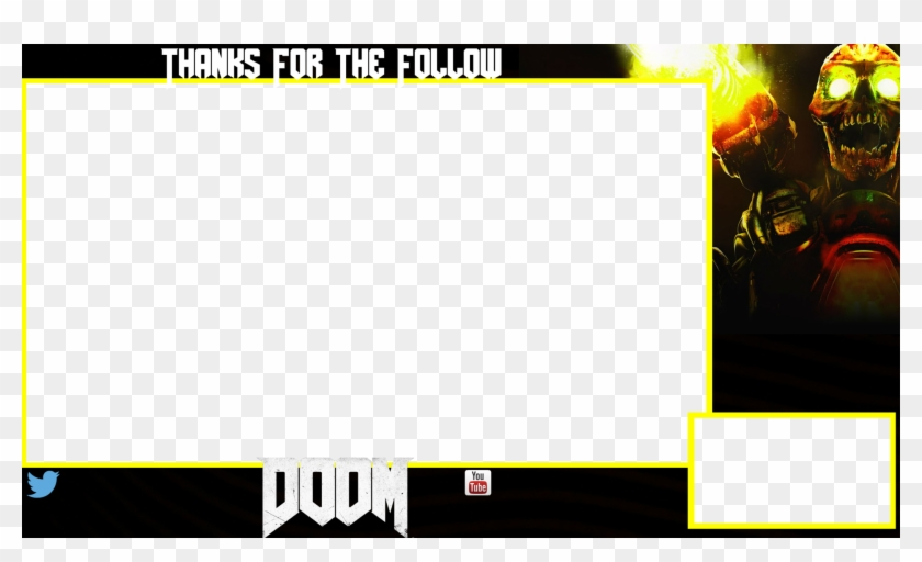 2021 Gaming Overlay Template Png Transparent Stream Overlay No Text Tahun Ini