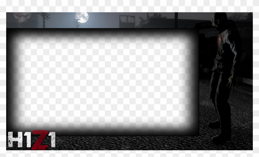 Just Posted A New - H1z1 Overlay Twitch Clipart #151850