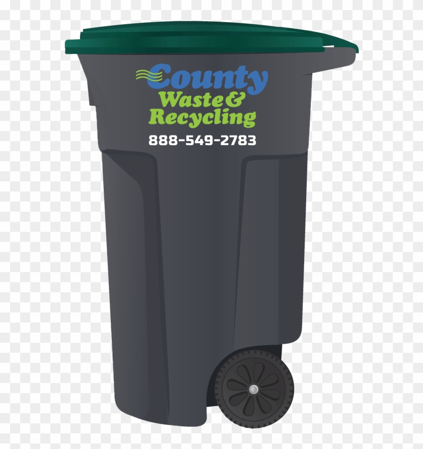65-gallon Container Garbage Collection Service - Fictional Character Clipart #158490