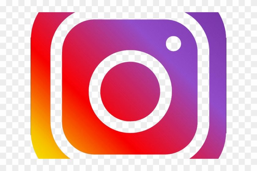 Instagram Clipart Home Button - Logo Instagram Yg Sudah Di Eraser - Png Download #1501378