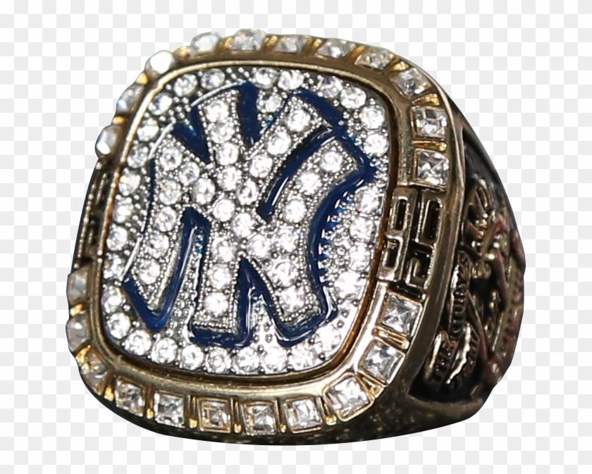 New York Yankeesverified Account - New York Yankees World Series Ring Clipart #1501434
