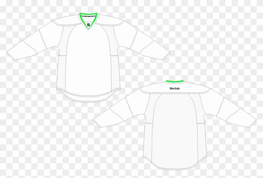 Blank Hockey Jersey Template Motocross Jersey Template Blank