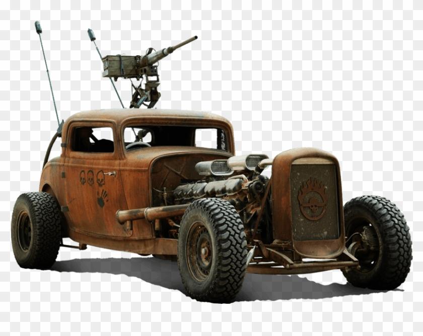 Mad Max, Fury Road - Mad Max Fury Road Elvis, HD Png Download #1502207
