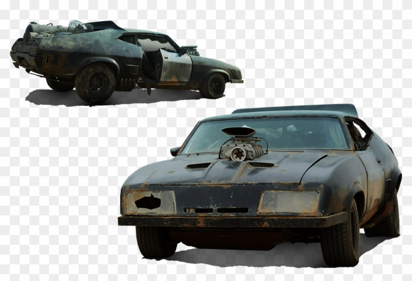 Interceptor - Mad Max Fury Road Cars Png Clipart #1502932