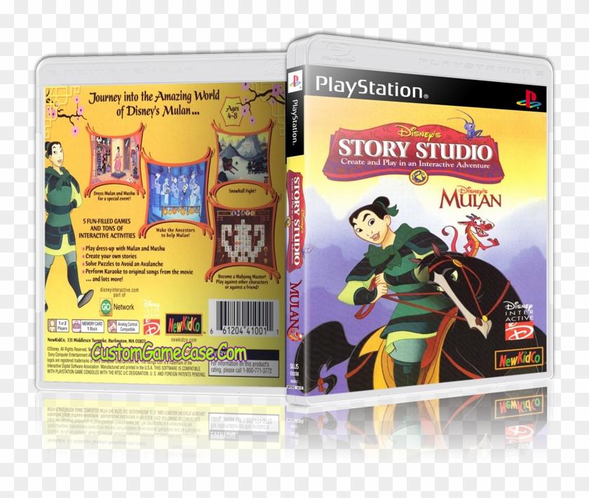 Mulan Story Studio - Disney's Story Studio: Mulan Clipart #1506754