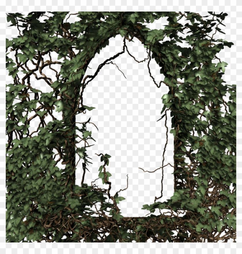 Transparent Gothic Border Png Clipart #1517482