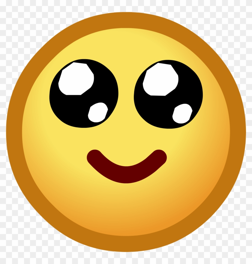 Emoticons Png - Emojis De Club Penguin Clipart #1519171