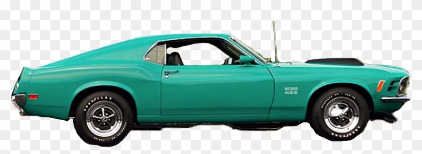 Explore - American Classics Muscle Cars Png Clipart #1520726