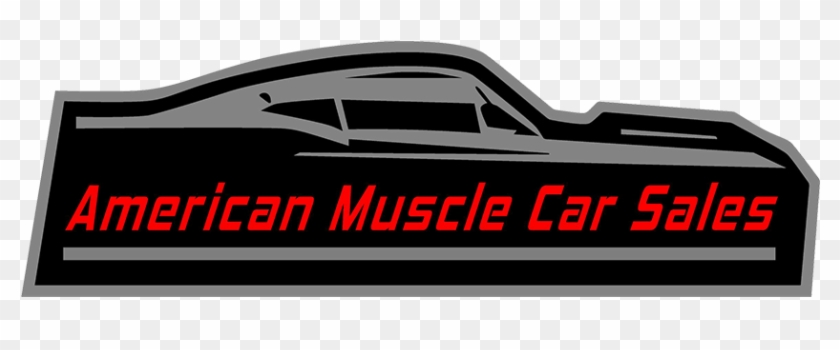 American Muscle Car Sales - Sports Car Clipart #1520978
