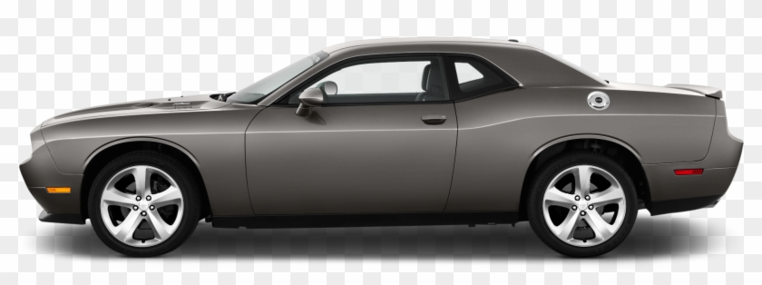 Dodge Challenger Clipart Muscle Car - 2014 Dodge Challenger Side - Png Download #1521461