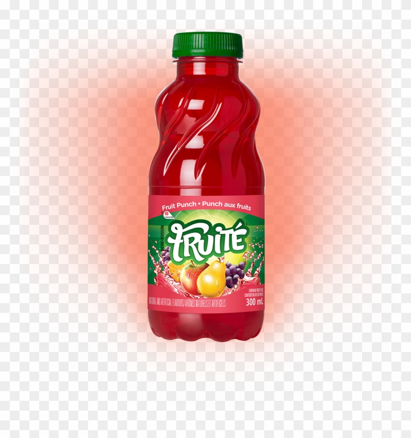 Fruit Punch Happinessstraight From The Bottle - Club Clipart #1529307