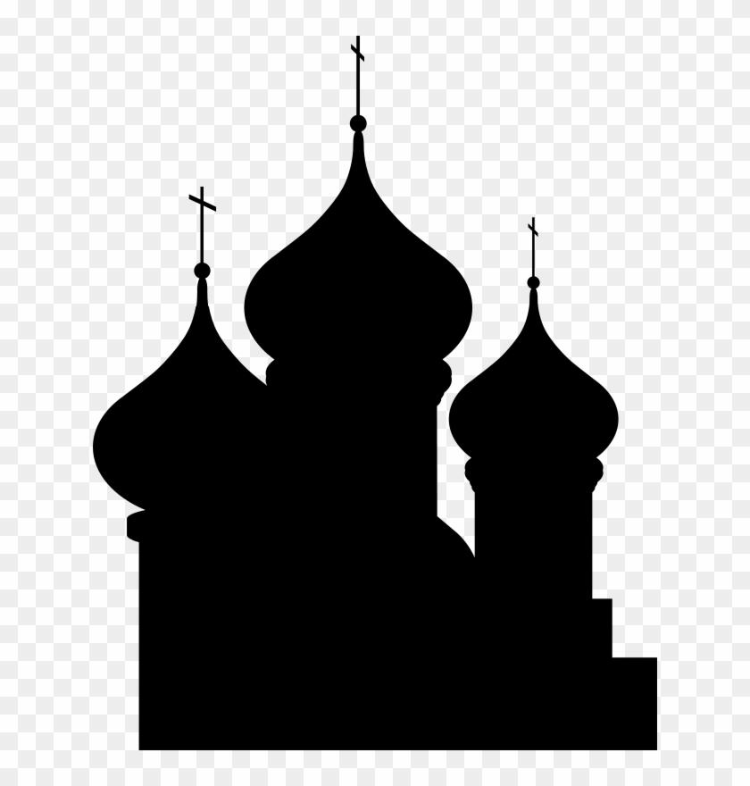 Free Vector Religion Cerkov Siluet Clipart 1530128 Pikpng