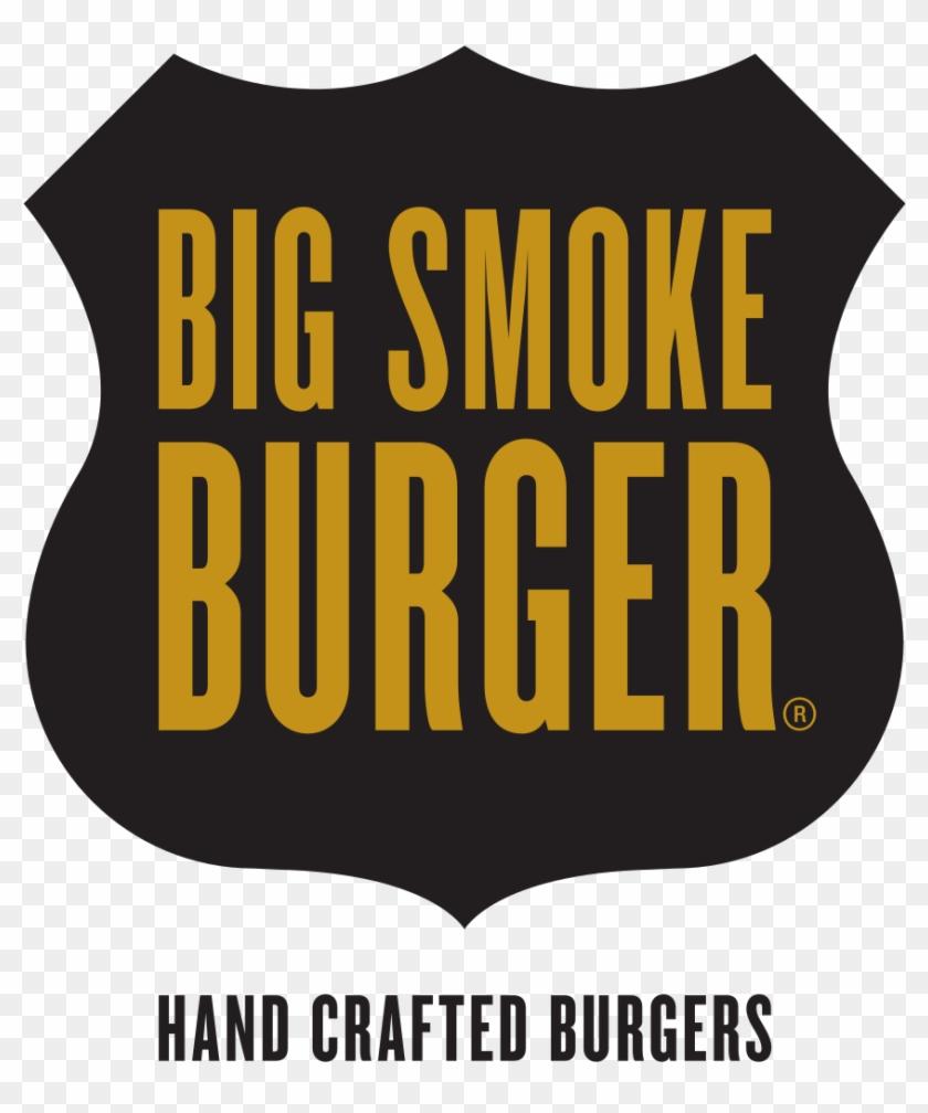 Big Smoke Burger Logo Clipart #1530914