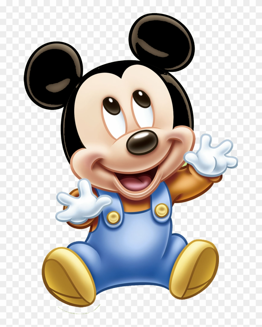 1024 X 1024 47 - Baby Mickey Mouse Png Hd Clipart #1531806