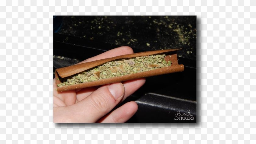 Marijuana In Blunt - Baguette Clipart #1535852