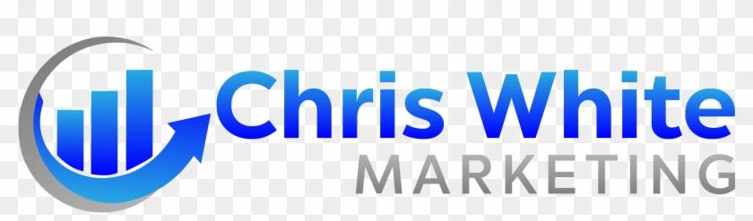 Chris White Marketing - Electric Blue Clipart #1540108