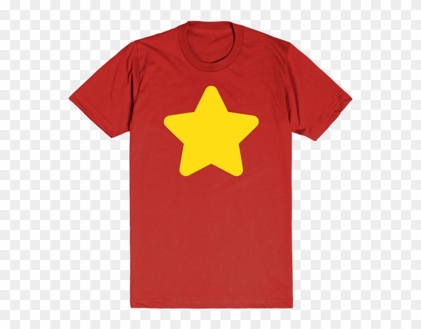 Steven Universe Star - Camiseta De Steven Universe Clipart #1541802