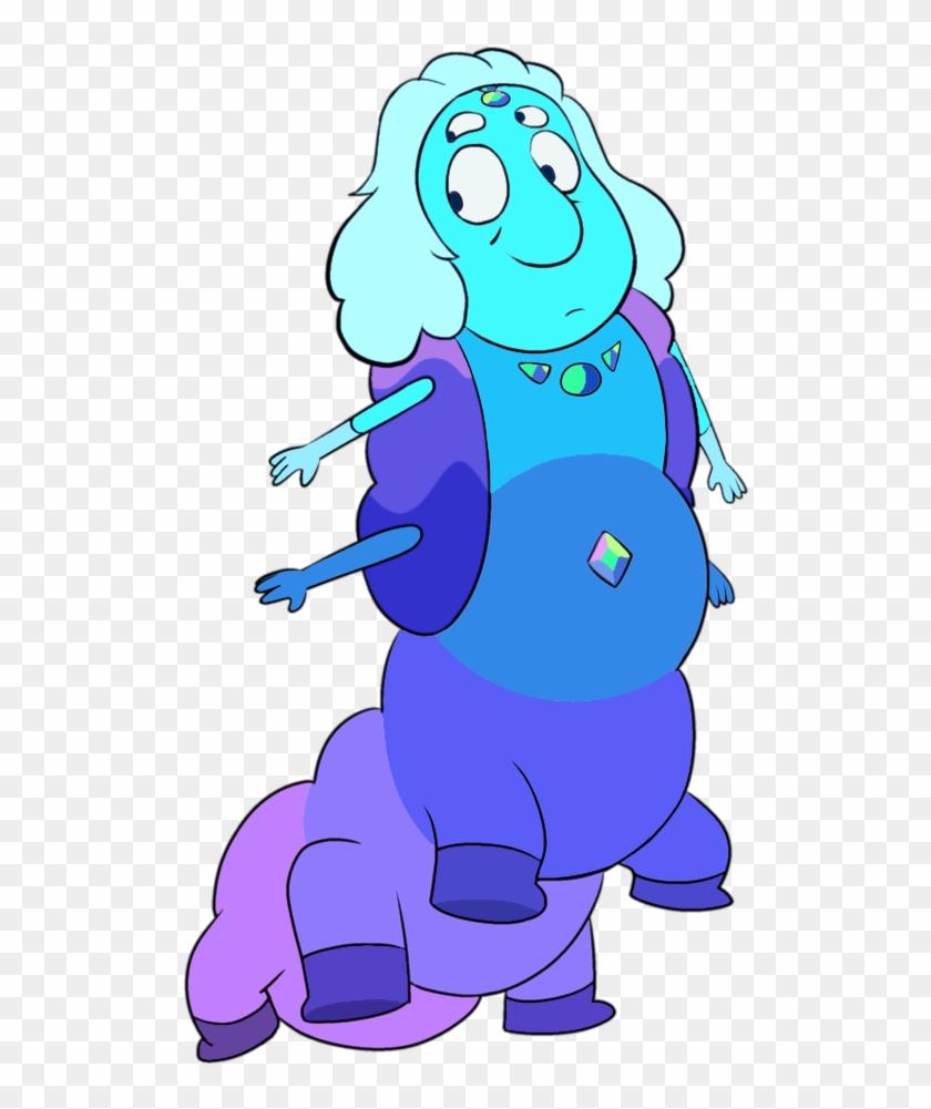 Fluorite - Steven Universe Off Colors Fluorite Clipart #1542389