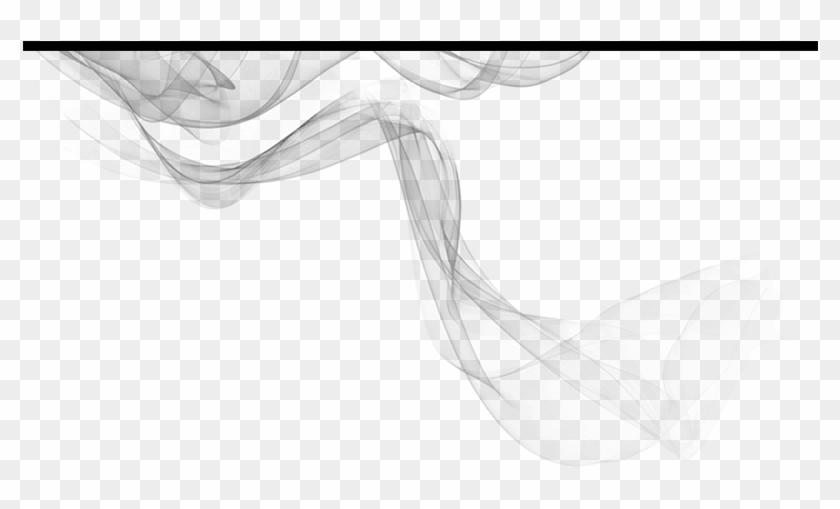Smoke - Cigarette Smoke Transparent Background Clipart #1543934