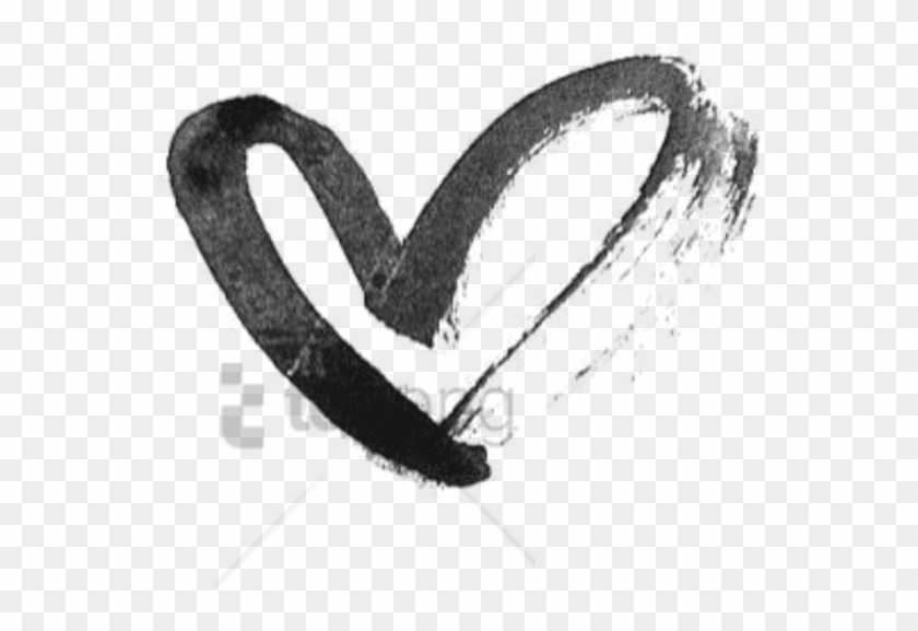 Free Png Heart Png Image With Transparent Background - Heart Drawing Tumblr Png Clipart #1558071