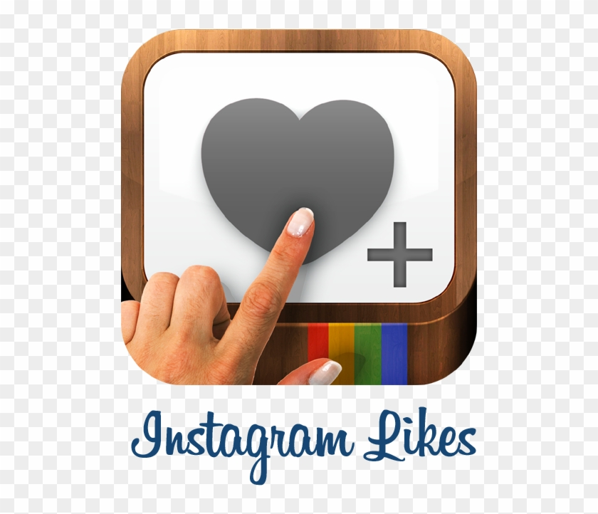 Instagram-likes1 - Likes On Instagram And Facebook Clipart #1563376