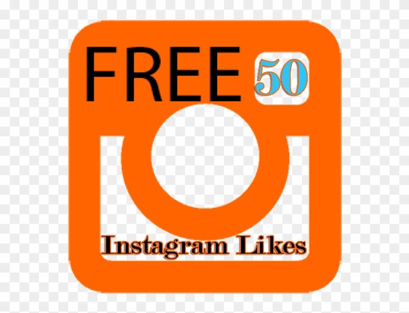 50 Free Instagram Likes - Free Likes Instagram Clipart #1563437
