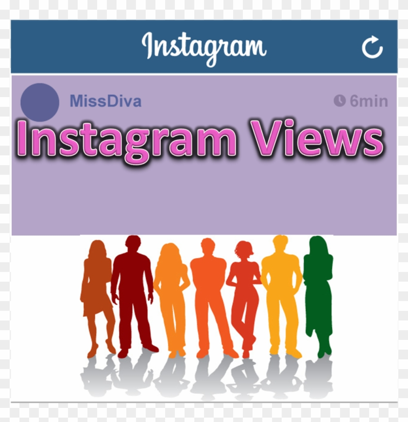 Buy Instagram Views - Instagram Clipart #1563513