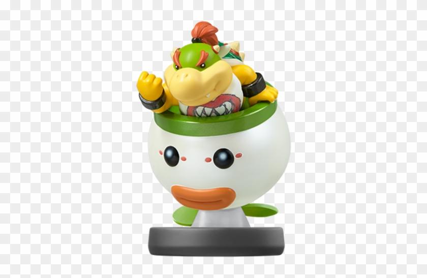 Amiibo Bowser Jr Amiibo Super Smash Bros Bowser Jr